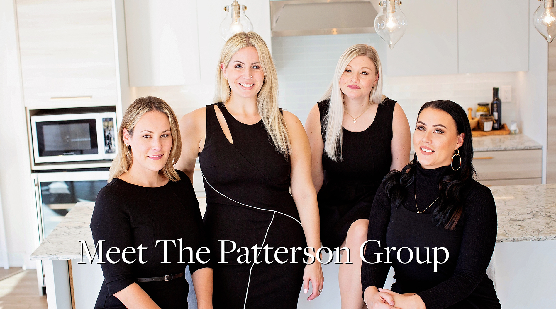 Welcome to The Patterson Group with Ashley Patterson, Sara Allen, and Lisa Purdy