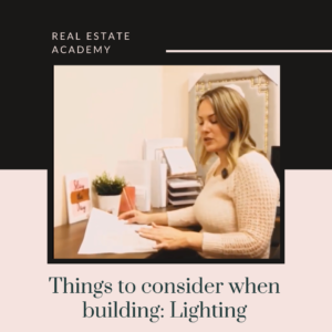 Things to consider when building a new home with Sara Allen of PattersonGroupHalifax.ca Halifax Real Estate Professionals