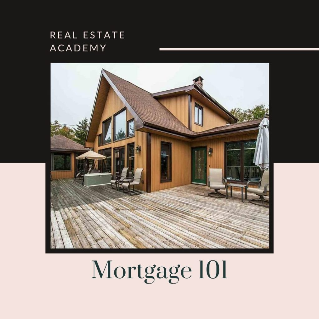 Mortgage 101, PattersonGroupHalifax.ca, Halifax Real Estate